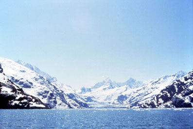 Glacier Bay - John Hopkins Inlet