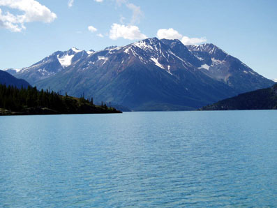 Atlin Lake - Willison Bay